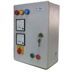 Direct Online Motor Control Panel With Dry Run Preventer