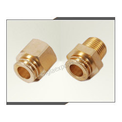 Brass Female Inserts for CPVC Fittings