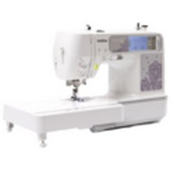 Versatile Embroidery Machine