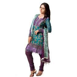 Printed Ladies Suit