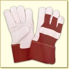 Chrome Canadian Gloves