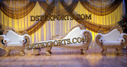 Asian Wedding Maharaja Furniture