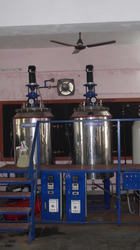 Stainless Steel Bioreactor