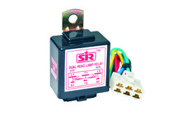 Bai-218 H L Relay With Socket 12 V - 40 Amp