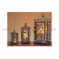 Decorative Leafs Lanterns
