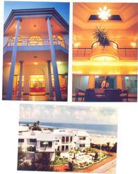 Beach Resort with Conference Hall and Swimming Pool