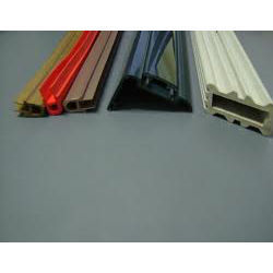 silicone extruded door gaskets