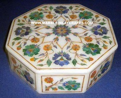 Inlay Marble Box