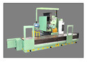 CNC Traveling Column Milling Machine