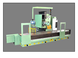 CNC Traveling Column Milling Machine