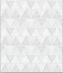 Light Dark Matt 3D Tile (9001)