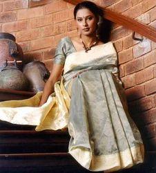Pure Silk Tissue Sarees