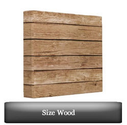 Size Wood