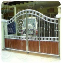 Stainless Steel Designer Gates
