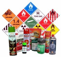 Dangerous And Hazardous Goods Courier