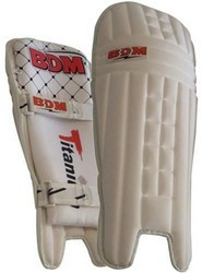 Cricket Batting Leg Guards BDM Titanium