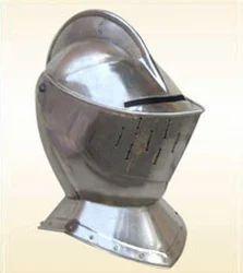European Closed Armor Helmet