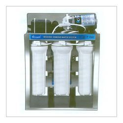 5 Stage RO System (20-25 LPH) Manual