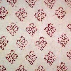 Vegetable Print  Fabric