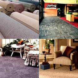 PVC Flooring & Carpet Flooring