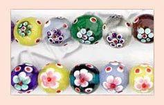 Chinese Glass Beads