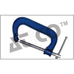 G-Clamp, Iron