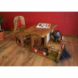 Wooden Stylish Kids Tables