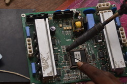 Analog Signal Conditioner PCB Repair