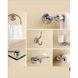bathroom hardware accessories india with model style