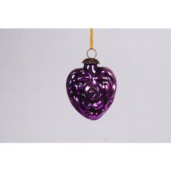 Purple Christmas Hanging