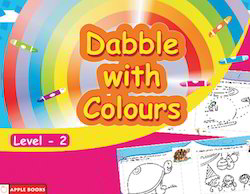 Dabbles with Colors Level 2 Books