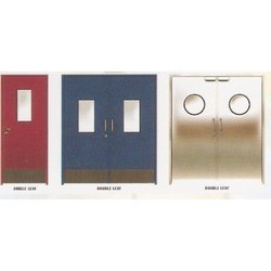Flush Type Metal Doors