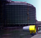 High Expansion Foam  (Storage Tanks Fire Protection System)