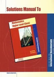 Mathematical Studies Standard Level Solutions Manua