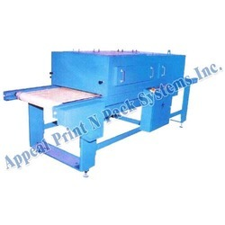 Conveyor Curing Machine - Electric