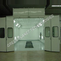 Spray Painting Booths