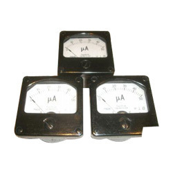 moving coil panel meters