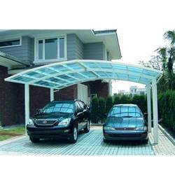 Car shade suppliers manufacturers traders in india for Car porch design in kerala