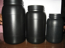 Protein Powder HDPE Plastic Bottle's
