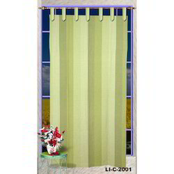 Yarn Dyed Curtain
