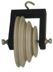 Pulleys Differential Triple