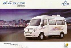 Traveller Luxury Minibus
