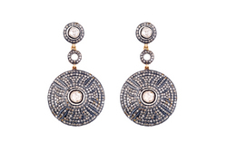 KV-2209 Diamond Earring