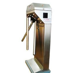 Drop Arm Tripod Turnstile