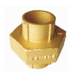 Brass Union Die Casted Pipe Fitting