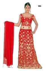 Buy Red Cute Lehenga