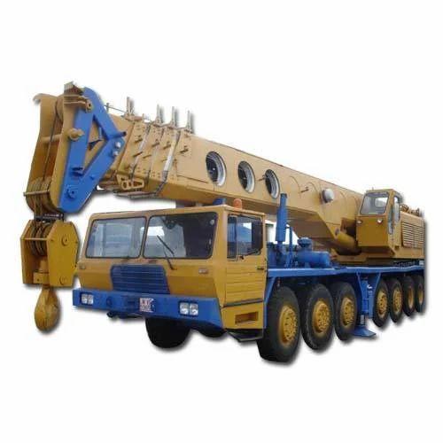 Hydraulic Cranes Rental Services