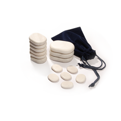 Healing Stones / Marbal Stones kit / Cold Stone Therapy