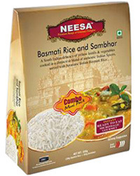 Ready To Eat Basmati Rice & Sambhar