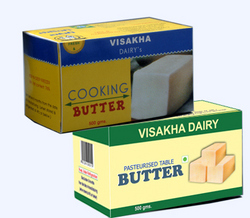 Cooking Butter & Salted Butter